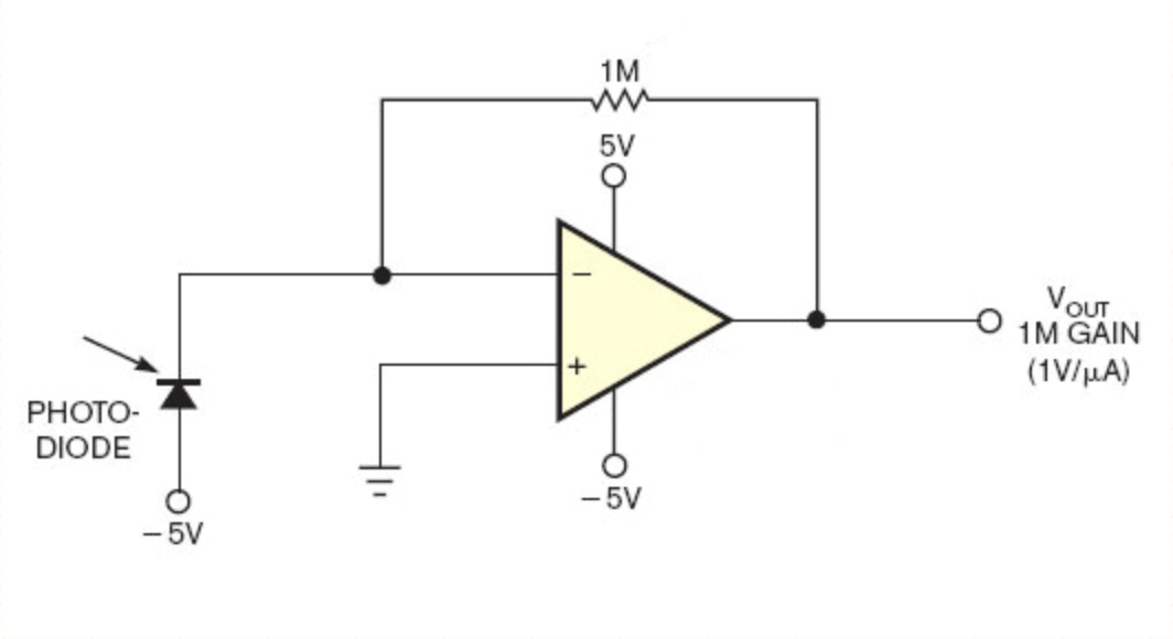 noise detector how does the circuit work