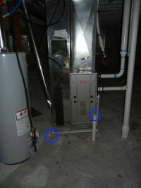 basement - Backwater valves, furnace drains, and vent ...