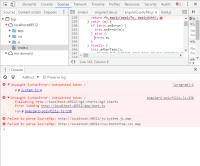 angular - Error while using ng2-Chart in asp.net mvc 6 ...