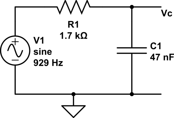 rc circuit here