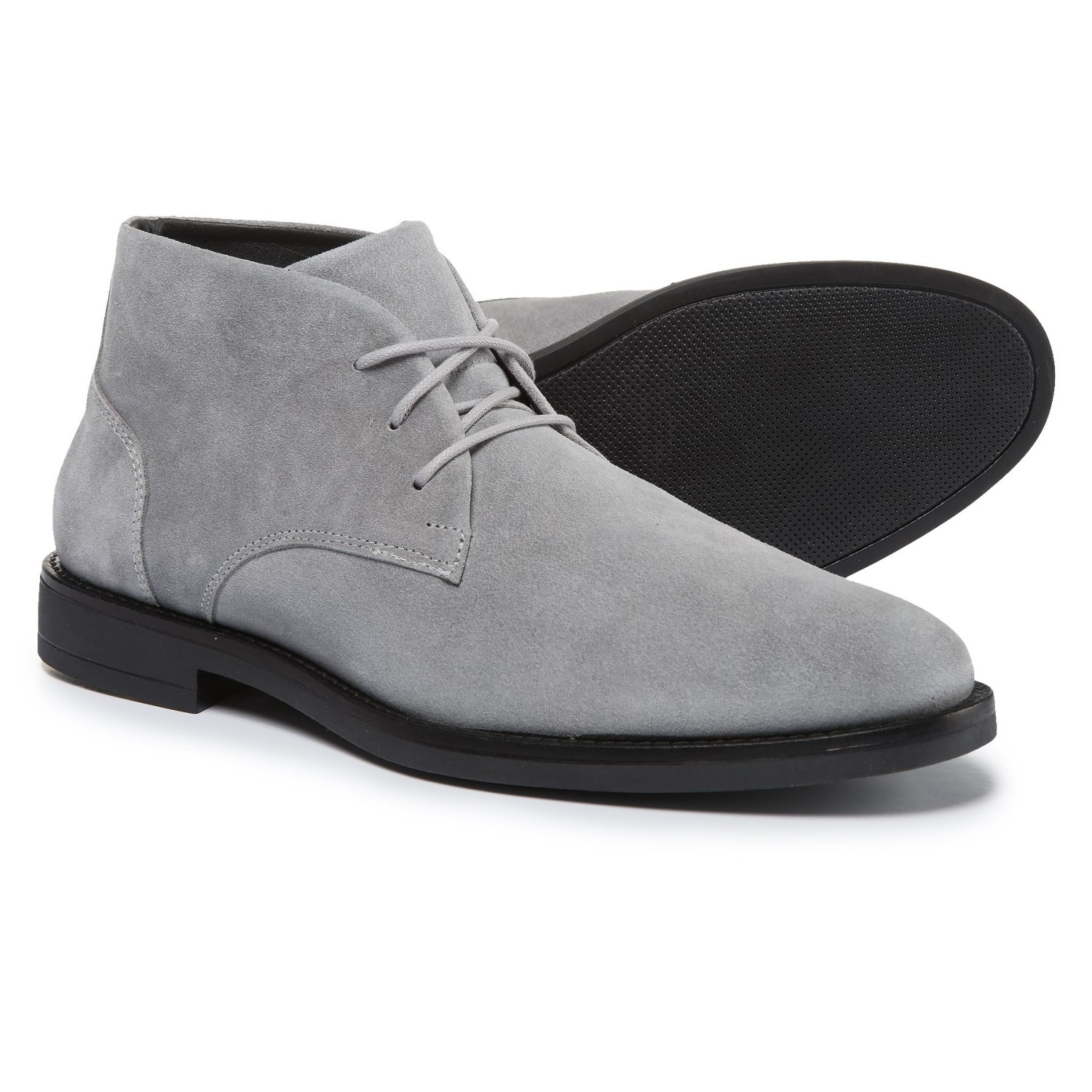 A Testoni Made In Italy Diffusion Clark Chukka Boots For