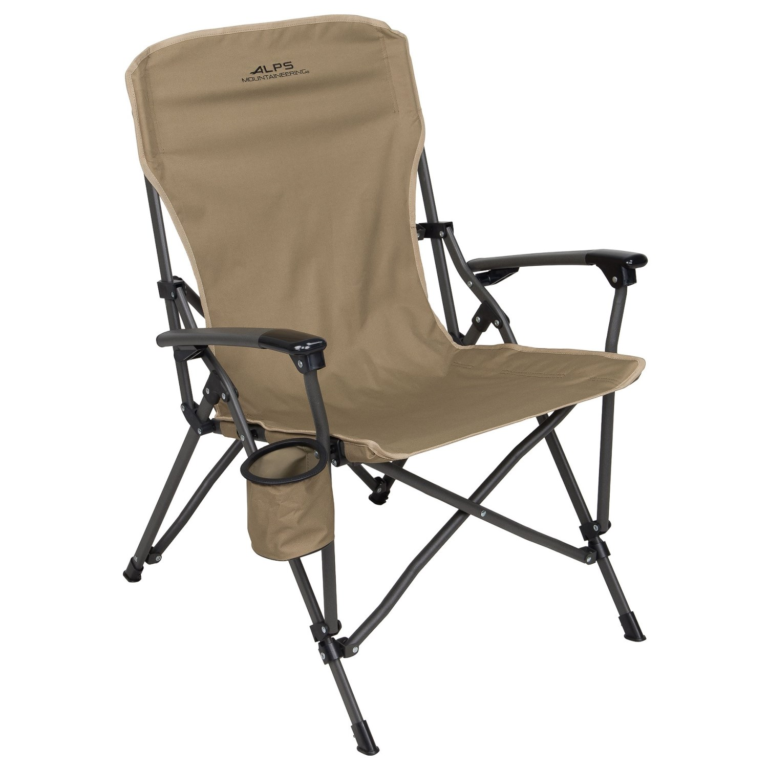 Collapsible Chair Alps Mountaineering Steel Leisure Chair