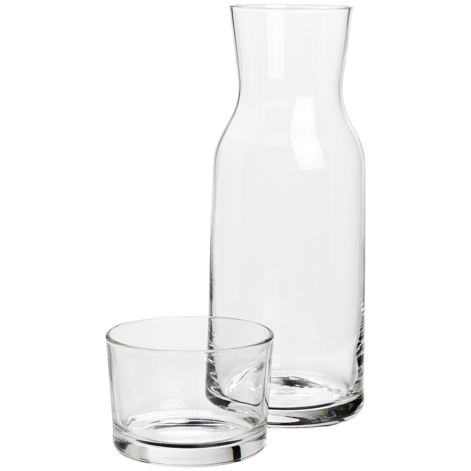 Bedside Water Carafe And Glass Bormioli Rocco Bedside Carafe 25 Fl Oz Glass 8326g
