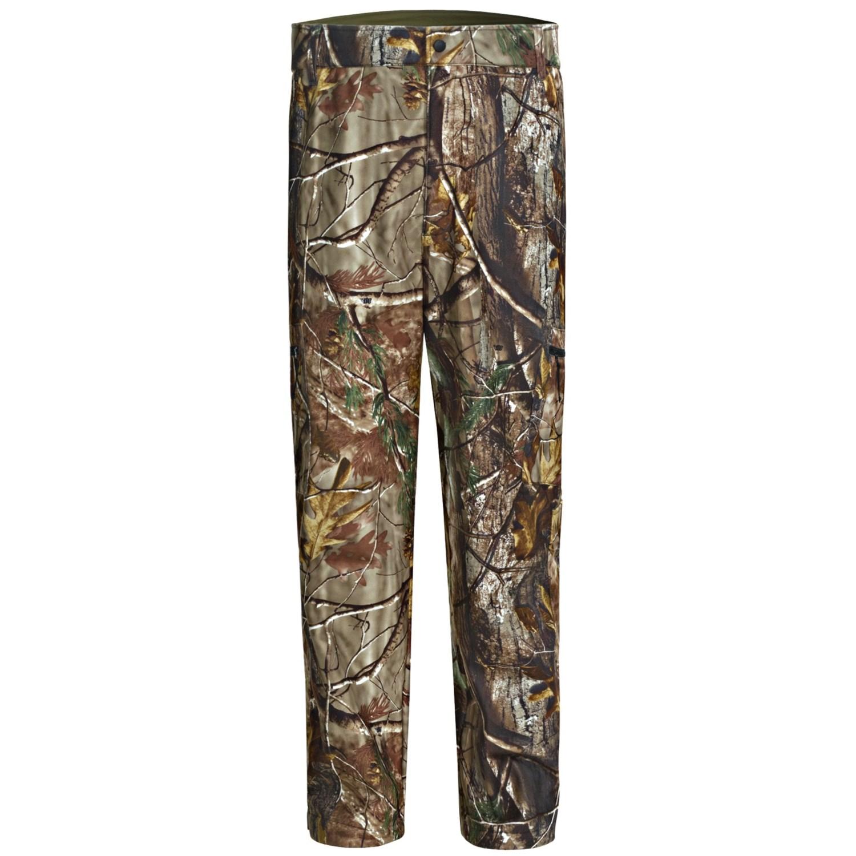 Browning hells canyon camo hunting pants windproof