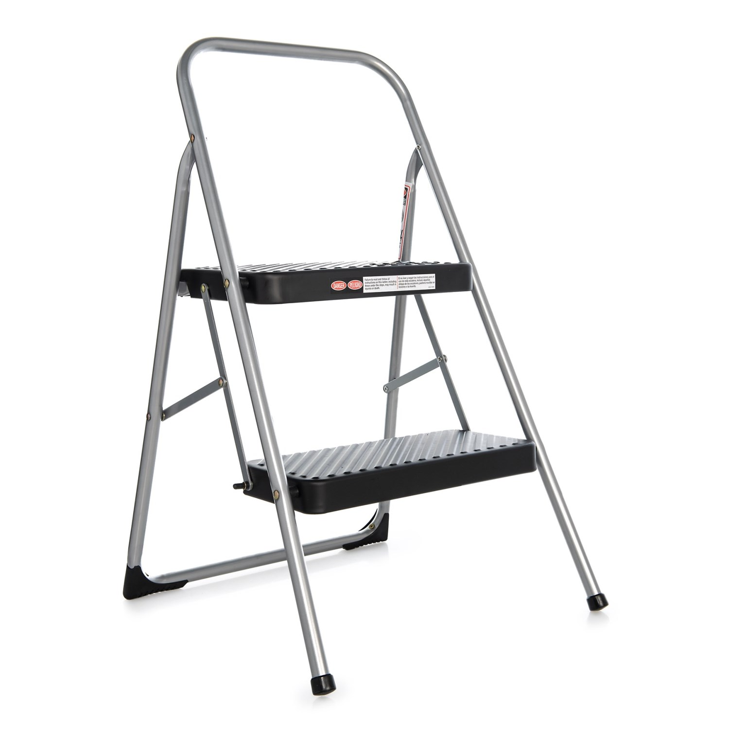 Metal Step Stool Cosco Metal Folding Two Step Step Stool Save 33