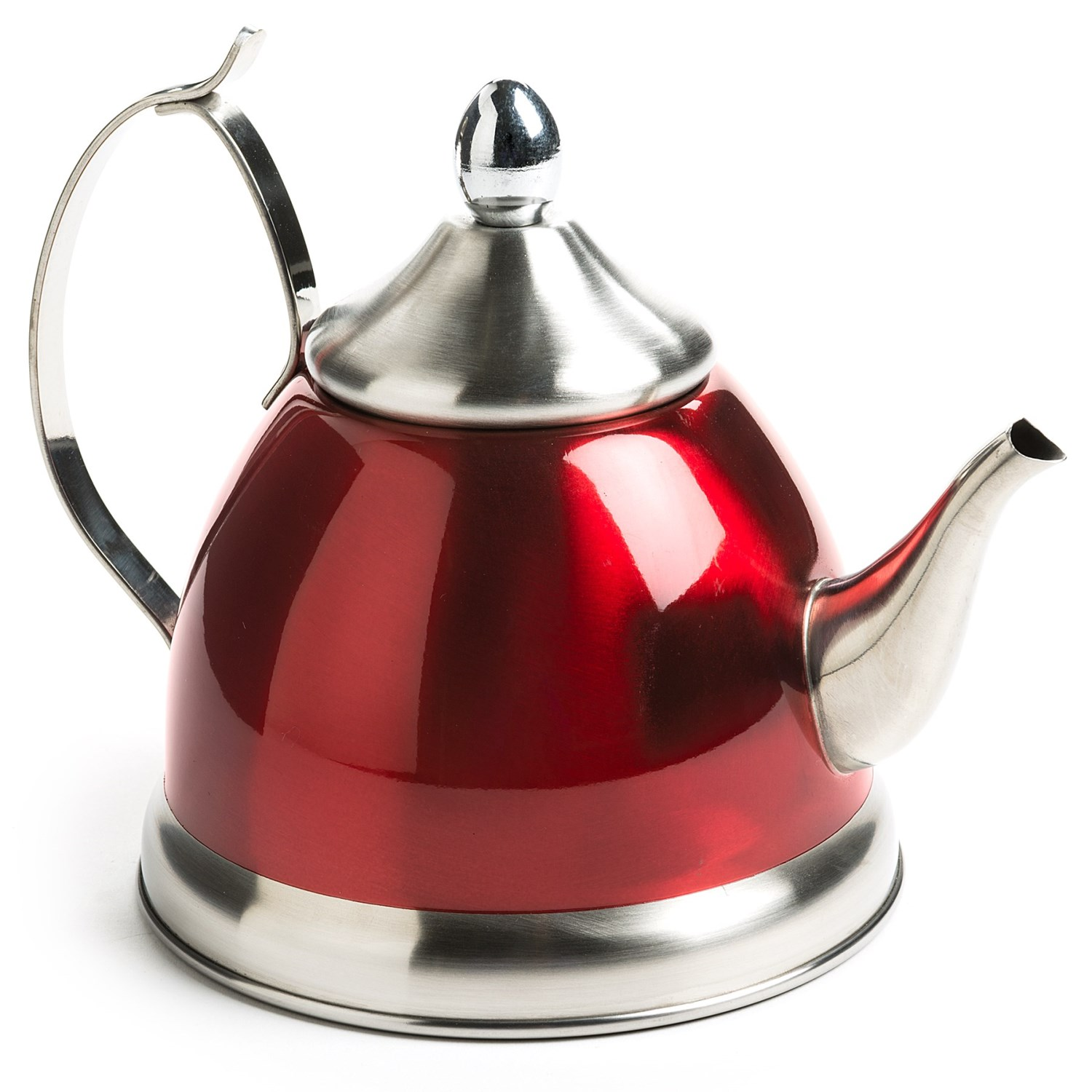Tea Kettle With Strainer Creative Home Nobili Tea Kettle With Infuser 1 Qt