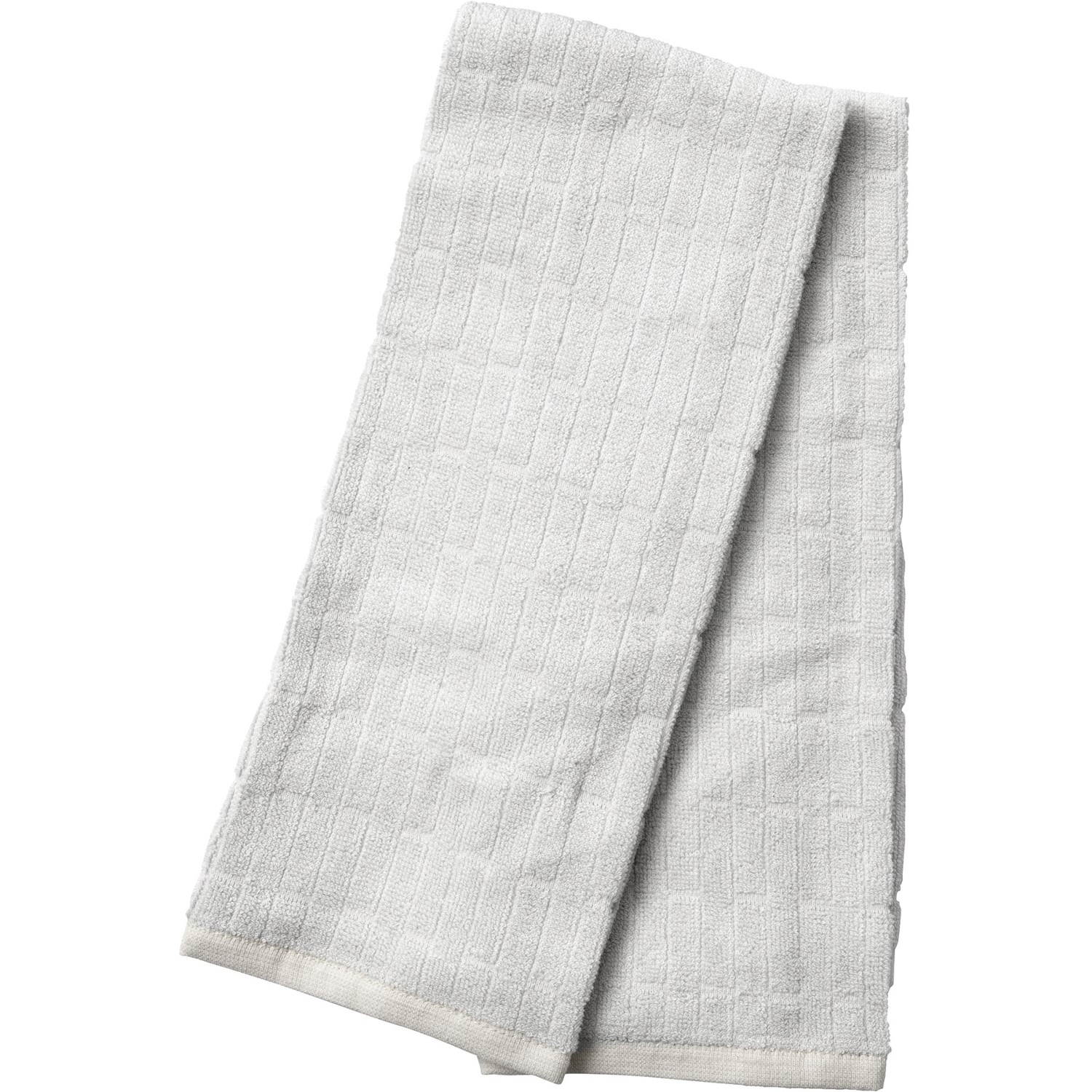 2 Pack Kitchen Cuisinart Gray Violet Rayon Kitchen Towels 2 Pack