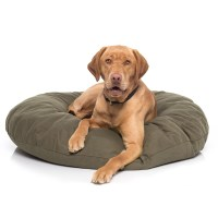 "Kimlor Round Premium Quality Dog Bed - 40"" - Save 28%"
