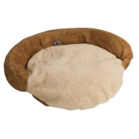 Best dog bed ever! - OllyDog Round Dog Bed with Bolster ...