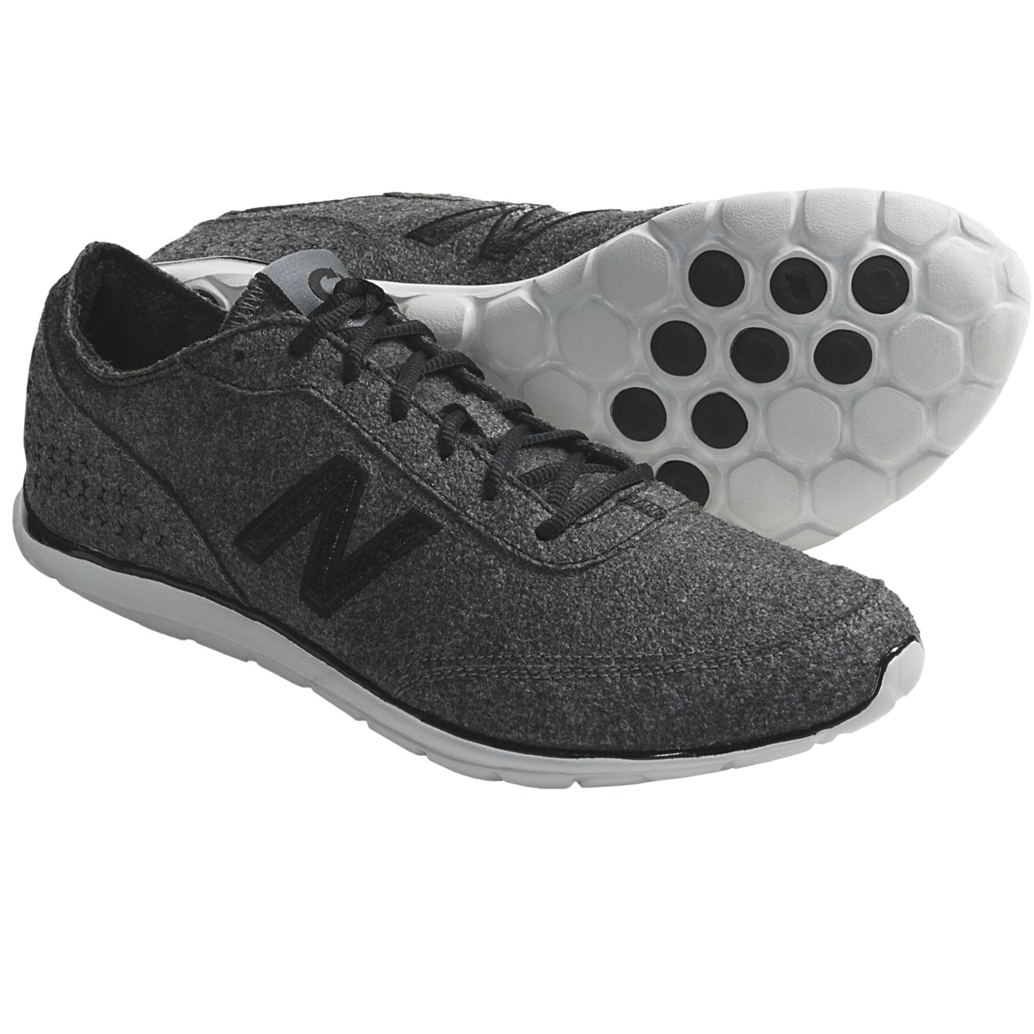 New balance recycled shoes