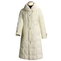 Cole Haan Shawl Collar Down Coat (For Women) 49350 - Save 48%