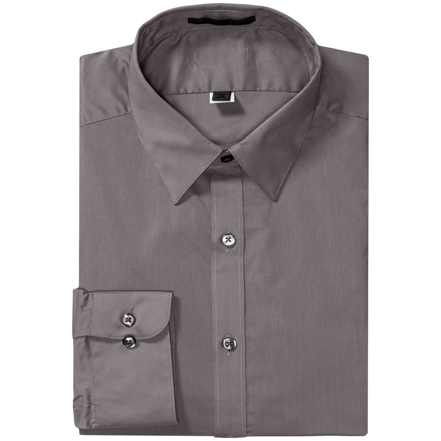 Dressing Point P Wrinkle Free Poplin Dress Shirt For Men Save 55