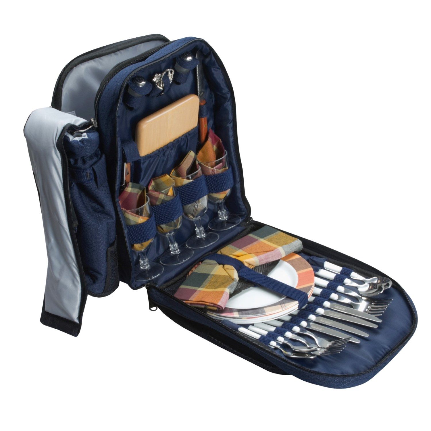 Picnic Backpack Australia Picnic Time Safari Picnic Backpack Four Person 97584