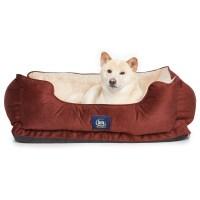 "Serta Orthopedic Cuddler Dog Bed - 34x24x8"" - Save 23%"