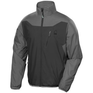 Sierra Designs Maverick Jacket (For Men) in Black/Slate