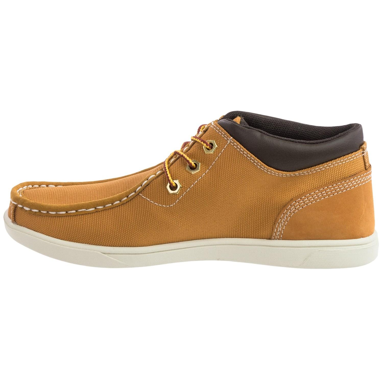 Timberland Earthkeepers Groveton Chukka Boots For Big