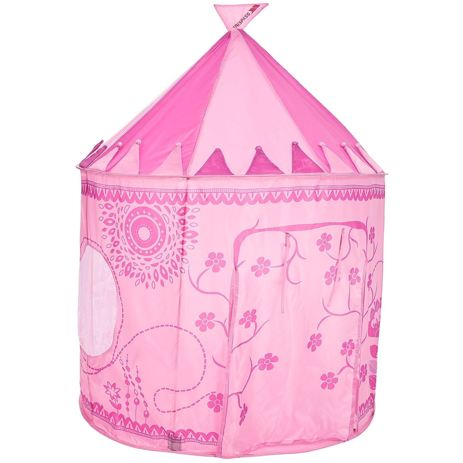 Kids Play Tent Trespass Chateau Kids Pop Up Play Tent Upf 50