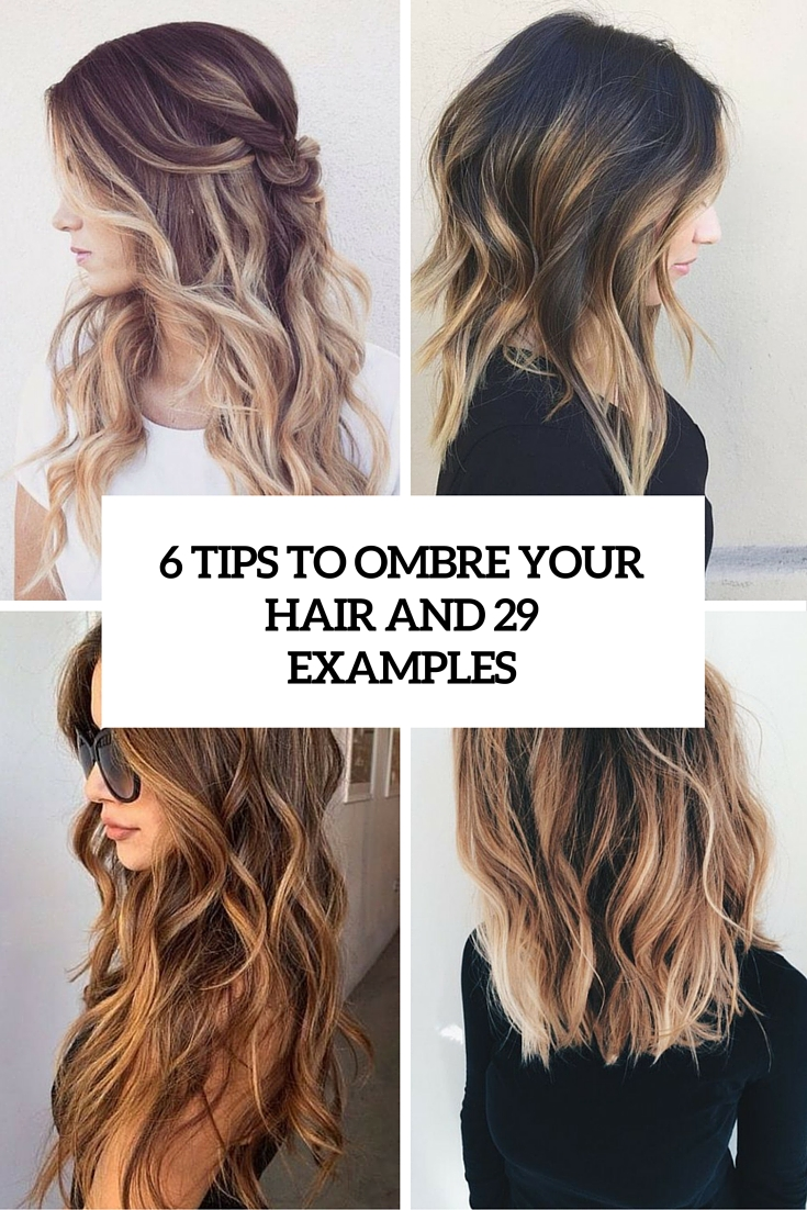 Ombre Look 6 Tips To Ombre Your Hair And 29 Examples Styleoholic