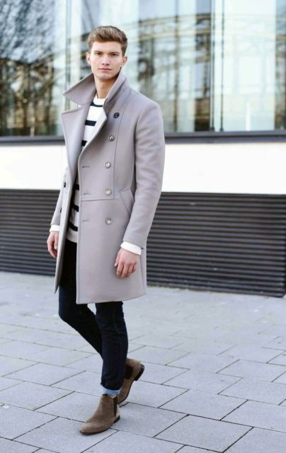 Chelsea Boots Herren Outfit 21 Cool Men Outfit Ideas With Chelsea Boots - Styleoholic