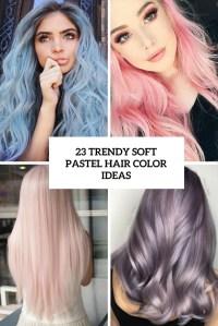 Pastel Hair Color   www.pixshark.com - Images Galleries ...