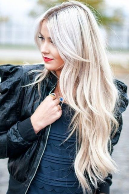 Platinum Blonde Ice 20 Beautiful And Trendy Icy Blonde Hair Ideas Styleoholic