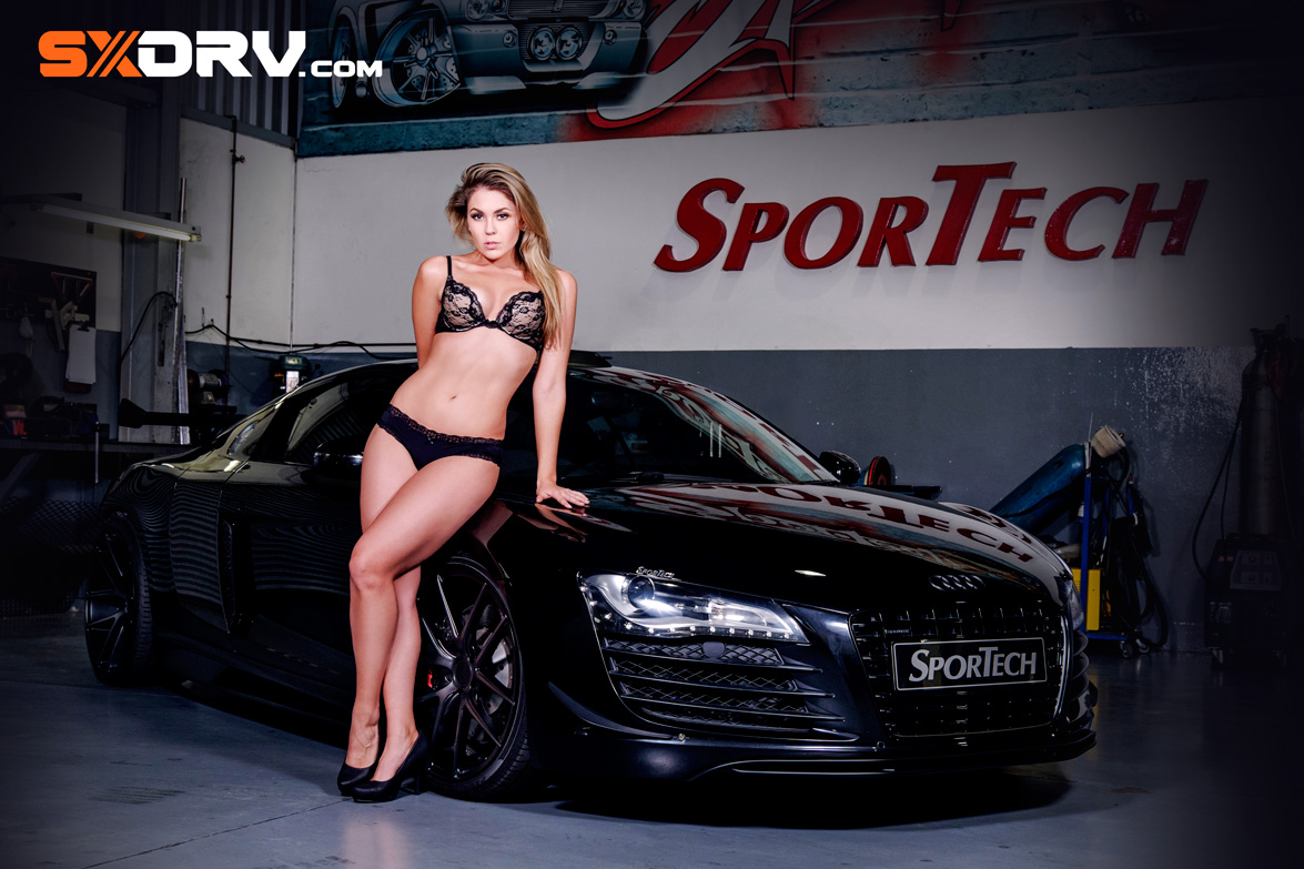 Fast Car Magazine Wallpapers Bianca Pieterse Audi R8 Twin Turbo Exclusive Interview