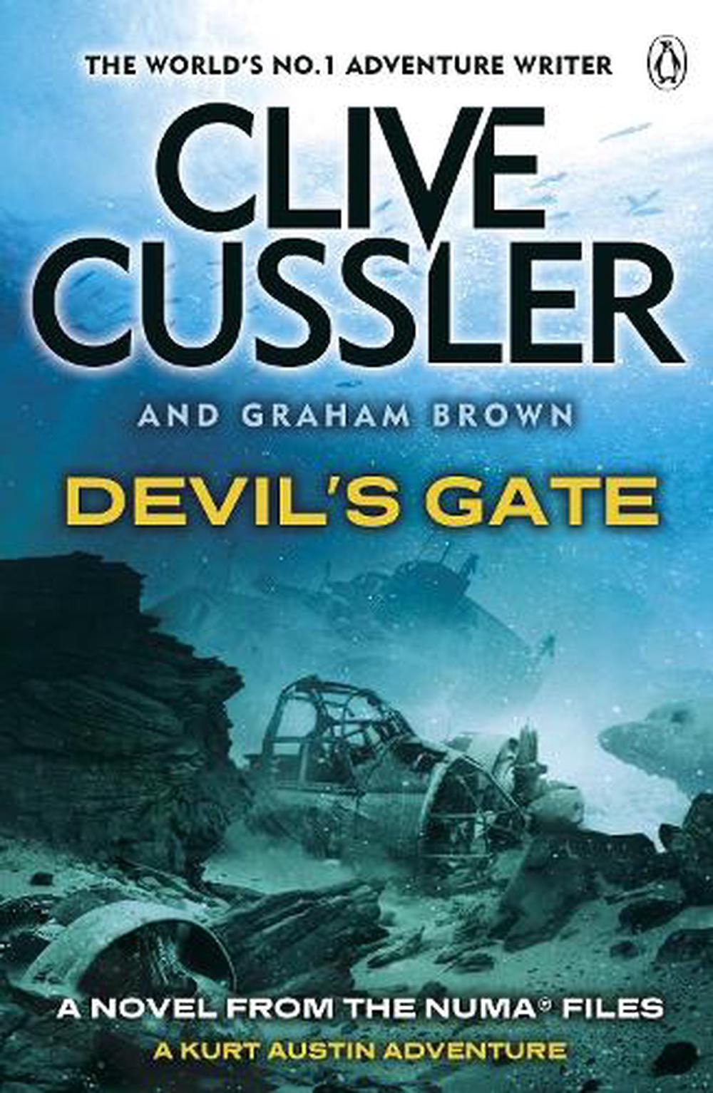 Clive Cussler Libros Details About Devil S Gate Numa Files 9 By Clive Cussler English Paperback Book Free Shipp
