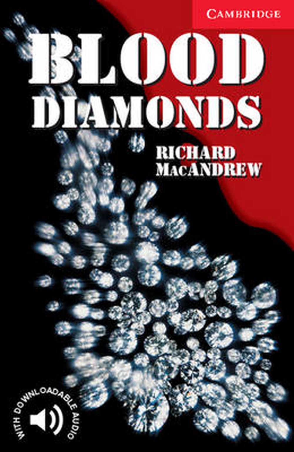 Blood Diamonds Libro Detalles De Diamantes De Sangre Nivel 1 Por Richard Macandrew Inglés Libro De Bolsillo Libre Shipp Ver Título Original