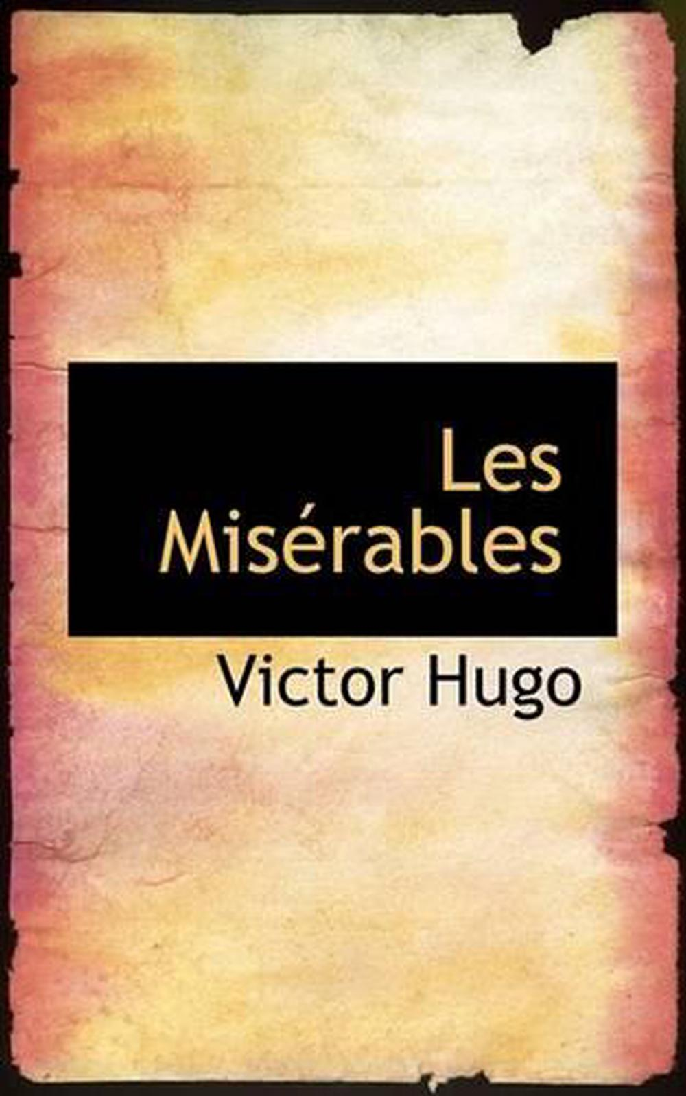 Mis Hogos Details About Miserables By Victor Hugo English Paperback Book Free Shipping