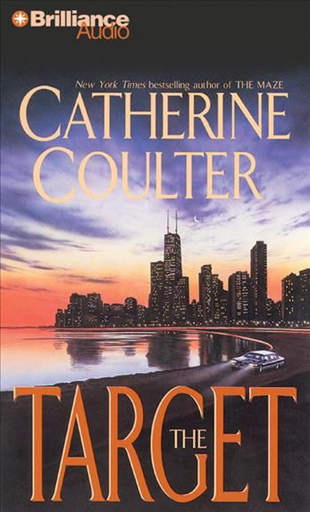 Catherine Coulter Libros Details About The Target By Catherine Coulter English Compact Disc Book Free Shipping