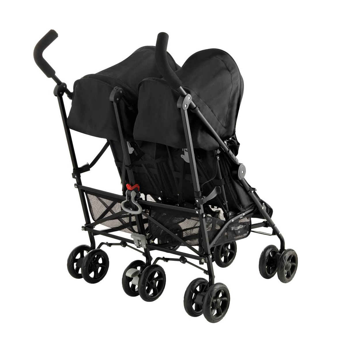 Stokke V3 Buggy William Kent 1733 Twin 2 Poussette Double Comparer