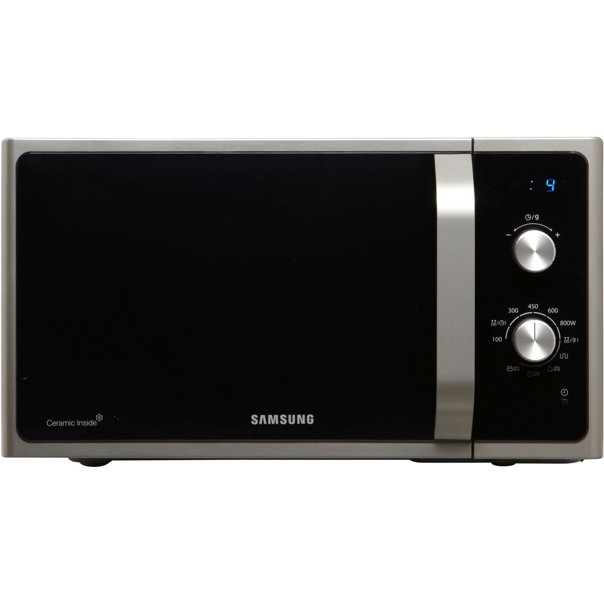 Four Samsung Vapeur Samsung Mg23f301efs Micro Ondes Avec Grill Et Cuisson