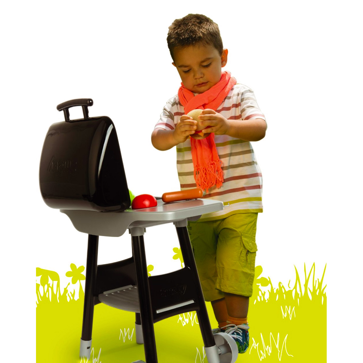 Jouet Barbecue Smoby Smoby Barbecue Plancha Pour Enfant Comparer Avec