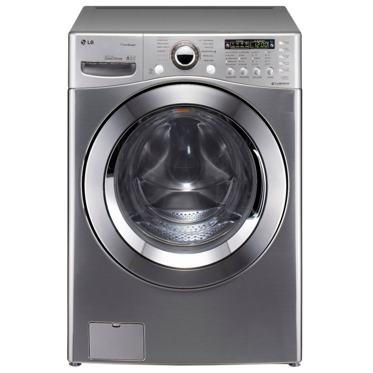 Eco Bubble Samsung Lg F52596ixs - Lave Linge Frontal 6 Motion Direct Drive 15