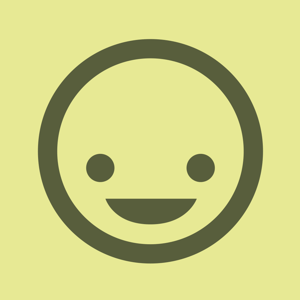 Profile picture for happy man