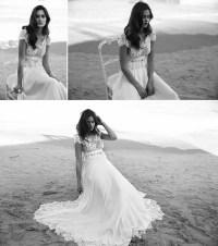Beyond Beautiful 'White Bohemian' Wedding Dress Collection ...