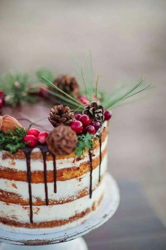 27 Yummy Drip Wedding Cakes For The Fall - Weddingomania