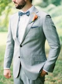 Light Grey Suit Bow Tie   www.pixshark.com - Images ...