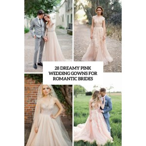 Neat Romantic Brides Cover Dreamy Pink Wedding Gowns Dreamy Pink Wedding Gowns Romantic Brides Weddingomania Pink Wedding Dresses Sleeves Pink Wedding Dress From Coming To America