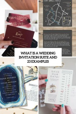 Small Of Wedding Invitation Suite