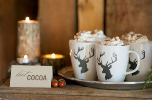 Fall Dessert Wallpaper 21 Hot Chocolate Bar Ideas For Your Winter Wedding