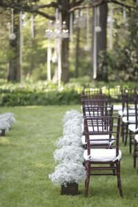 Picture Of amazing backyard wedding ceremony decor ideas 18
