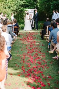 27 Amazing Backyard Wedding Ceremony Decor Ideas ...