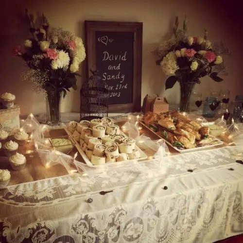 Rustic Chic 44 Charming Vintage Bridal Shower Ideas - Weddingomania