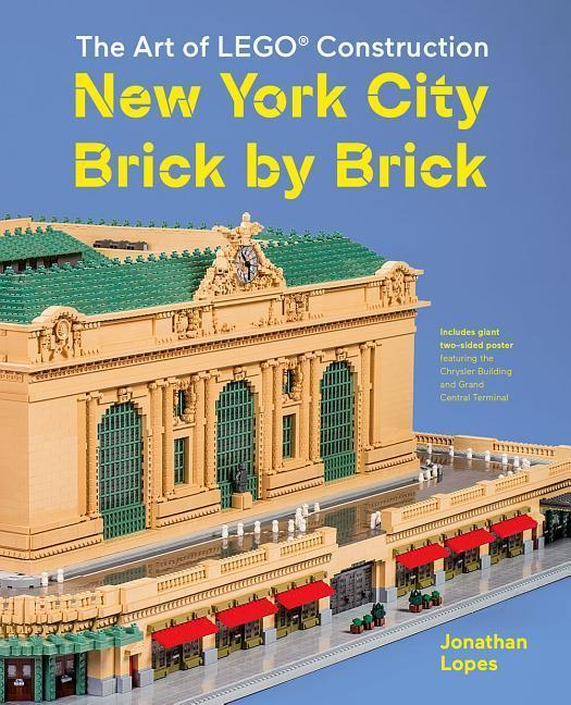 Woolworth Bettwäsche New York City Brick By Brick, The Art Of Lego Construction Buch