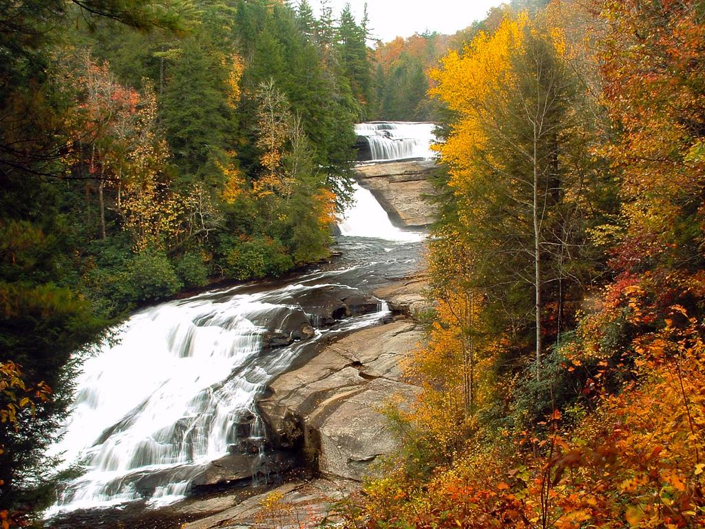 Fall Smoky Mountains Wallpaper Photo Gallery Dupont State Forest Hiking