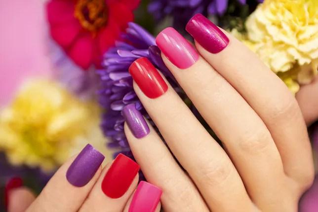 Manicure Modne Kolory 2016 Splendid Wedding Company