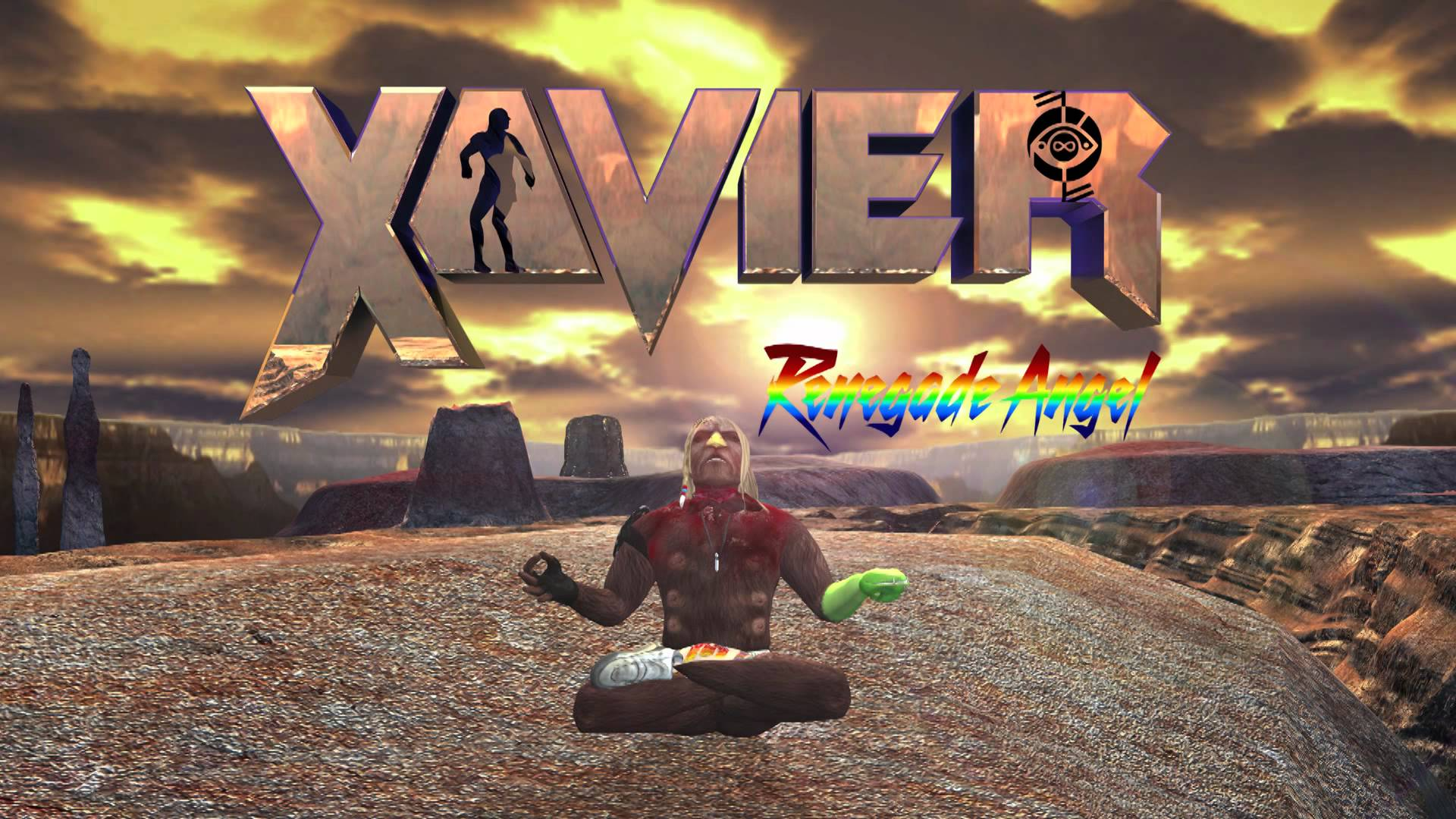 Memes Wallpaper 3d Xavier Renegade Angel Know Your Meme