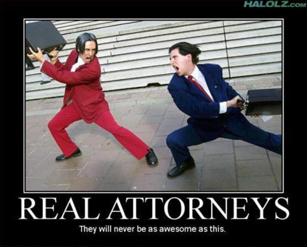 letters to attorneys