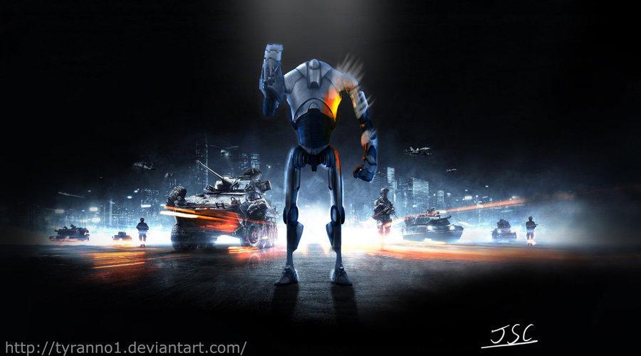 Anime Girl Hd Wallpapers 1080p Star Wars Battlefront Battlefield 3 Super Battle Droid